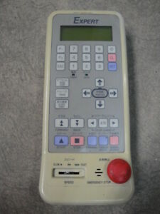 Toyota Expert Ad830 Embroidery Machine Operation Panel Lcd Keypad