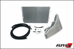 Ams Alpha Turbo Cooler Kit For 2012 Mercedes Benz Amg W212 Cls63 E63 Non S