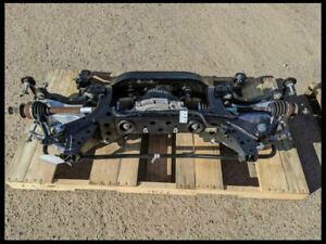 2015 2019 Ford Mustang Shelby Gt350 Rear Differential Axle Carrier 3 73 Torsen
