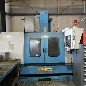 Supermax Ycm v146b Milling Machine