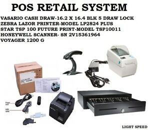 Pos Retail System Money Handling Inventory Sales