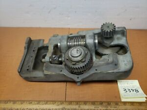 Southbend Lathe 13 Apron Parts Only Clutch Worm Gear worm gears