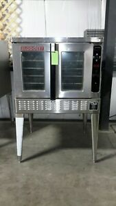 Used Blodgett Dfg 200 Single deck Bakery Depth Natural Gas Convection Oven
