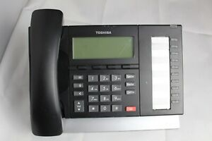 Lot 10 Toshiba Ip5122 sd 10 button Business Office Phones