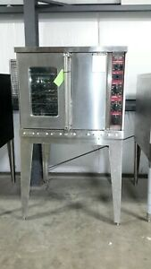 Used Dcs Fsco Natural Gas Convection Oven