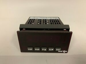 Red Lion Paxt Paxt0000 Thermocouple Rtd Panel Meter