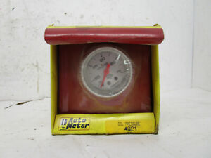 Auto Meter 4821 Oil Pressure Gauge Assembly