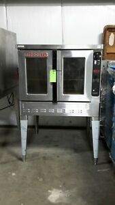Used Blodgett Dfg 100 Single deck Natural Gas Convection Oven