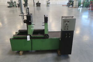 Horizontal Balancing Machine