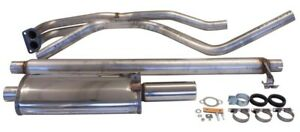Exhaust System Volvo 122 67 70 2 Sport Stainless Steel Made In Sweden