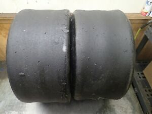 2 27 0 10 0 15 Hoosier 3045 Race Slick Tires 4 5 32 No Repairs
