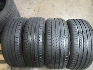 Staggered Set Michelin Latitude Sport 3 Tires 255 55 18 And 235 60 18 Full Tread