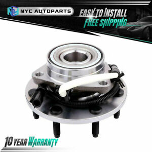 7 Stud Front Wheel Bearing Hub For 2001 2002 2003 Ford F 150 2004 F 150 Heritage