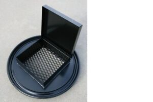 Wvo Expanded Steel Collection 55g Drum Lid