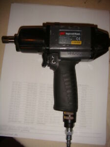Ingersoll Rand 3 8 Impulse Reversible Pneumat Air Impact Wrench 3 8 Drive