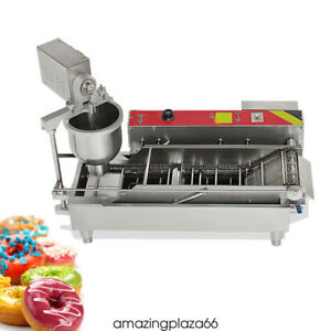 Portable Commercial Automatic Electric Donut Making Machine Donut Fryer Fda