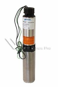 18sb10422c Goulds 18gpm 1hp 4 Submersible Water Well Pump Motor 2wire 230v