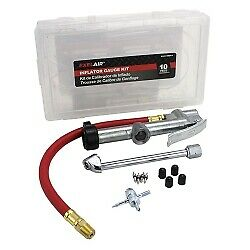 Milton Ex0510wkit Analog Tire Inflator Gauge Kit