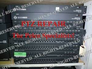 Pelco Mx4016cd 16 Channel Color Duplex Multiplexer fully Refurbished