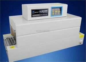 Digital Control Panel Thermal Heat Shrink Packaging Machine Tunnels For Pvc p Ik