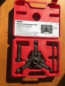Oem Specialty Tools 27139 Chrysler Harmonic Balance Puller Used Good
