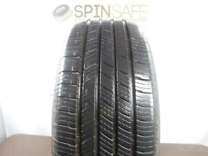 Pair Of Two 2 Used 215 60r16 Michelin Defender T H 95h 9 32 Dot 4218