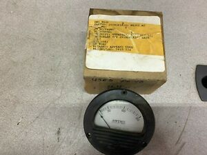 New In Box Westinghouse 0 150 Aca Meter 291b281a16n