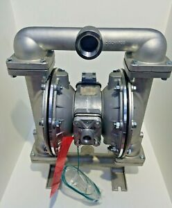 Sandpiper Double Diaphragm Pump Stainless Steel Air Operated P n S15b1sgtans700