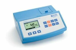 Hanna Instruments Multiparameter Photometer Measures 12 Methods For Pulp And P