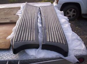 1937 38 39 Plymouth Running Boards All Series All Body Styles