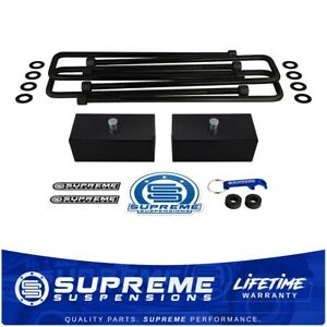 Fits 1994 2002 Dodge Ram 2500 3500 2 Inch Rear Leveling Lift Kit 4wd 4x4