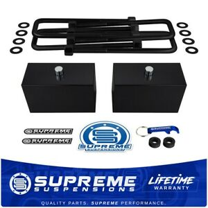 3 Rear Lift Kit For 05 20 Toyota Tacoma W Iso 9001 Extended Bolts Pro Leveling
