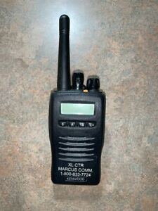 Kenwood Tk 3140 Uhf Portable Radio Antenna Clip Included