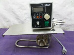 Lauda Model Bd Digital Water Bath Immersion Circulator Heater 115 Volt