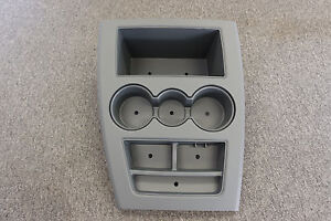 Rear Center Console Fits 2006 To 2009 Dodge Ram 1500 2006 2009 Dodge Ram