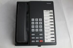 Lot 10 Toshiba Dkt2010 h 10 button Business Speakerphones