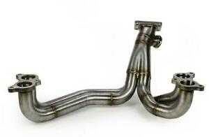 Map Stainless Steel T3 Turbo Exhaust Manifold For 2012 15 Subaru Brz Scion Frs