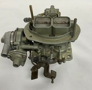 1973 Ford Pinto 2 0l 122 Holley 5200 2bbl Carb Motorcraft Weber