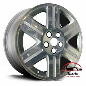 Chrysler 300 2005 2006 18 Factory Original Wheel Rim