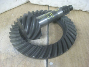 New 12 Bolt 4 11 Chevy Posi Ring Pinion 4 Series Truck 4 10 Svl 1500 C10 Gear