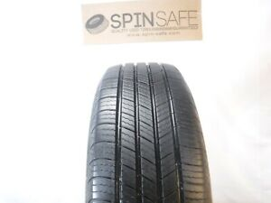 Set Of Four 4 used 195 65r15 Michelin Defender T h 91h 6 5 32 Dot 4117