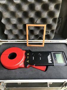 Tegam Ppm R1l cl Ground Resistance Tester Clamp Meter With Case Great Price