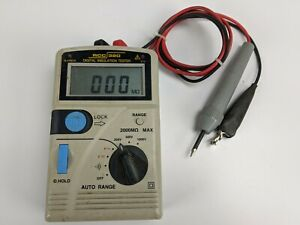 Rcc 320 Digital Insulation Tester