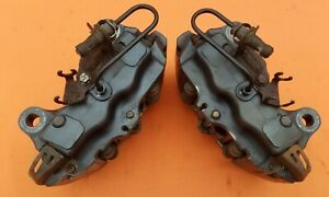 Brembo Rear Brake Calipers 4 Piston Vw Touareg Audi Q7 Porsche Cayenne Set 2005