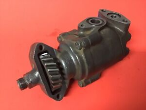 Ford Tractor Hydraulic Pump Working 600 601 800 801 900 901 2000 4000