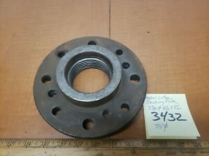 Metal Lathe 3 4 Jaw Chuck Backing Plate 27 8 41 2 Tpi 71 2 Dia