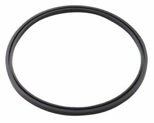 Moroso Channeled Air Cleaner Base Gasket Fits Carburetors With 5 1 8 Neck 97331