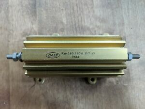 Dale 250 Watt 10 Ohm 3 Power Resistor Chassis Mount