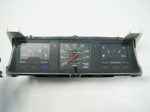 79 86 Dodge Ram 50 Speedometer Instrument Gauge Cluster Cable Driven 1982