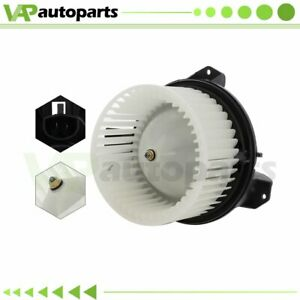 A C Heater Blower Motor With Fan Cage For Ford Mustang 05 09 4r3z 19805 Aa